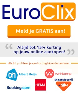 Euroclix advertentie